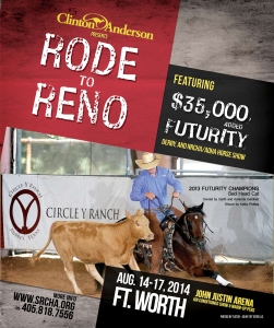 August Rode To Reno