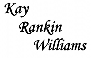 kay rankin williams - logo for signs